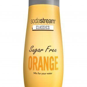 Sodastream Classic Orange Sugar Free 440 Ml Juomatiiviste