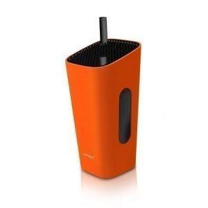 Sonoro CuboGo oranssi ja musta