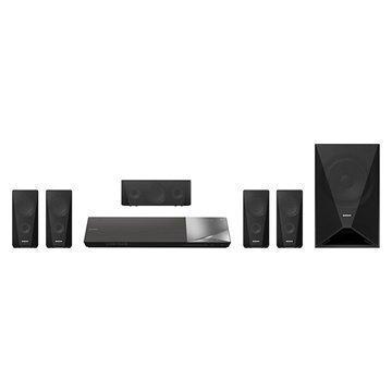 Sony BDV-N5200WB 5.1 Blu-Ray HD Kotiteatterijärjestelmä Musta
