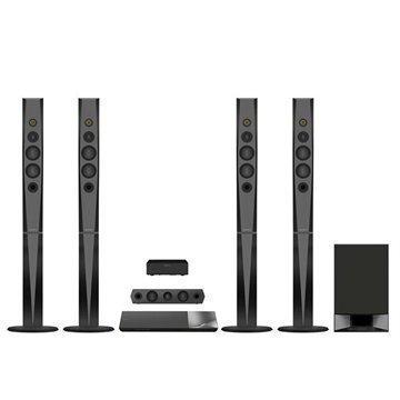 Sony BDV-N9200WB 5.1 3D Blu-Ray Kotiteatteri Musta