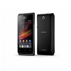 Sony C1505 Xperia E Matkapuhelin Black