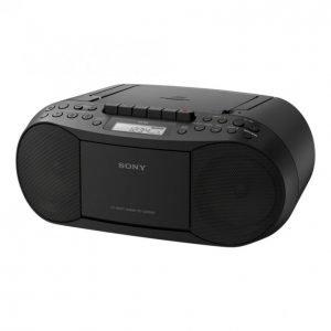Sony Fm-Cd Cfd-S70 Kasettiradio Musta