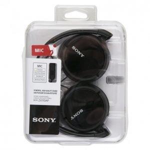Sony Headset Mdr-Zx110 Musta