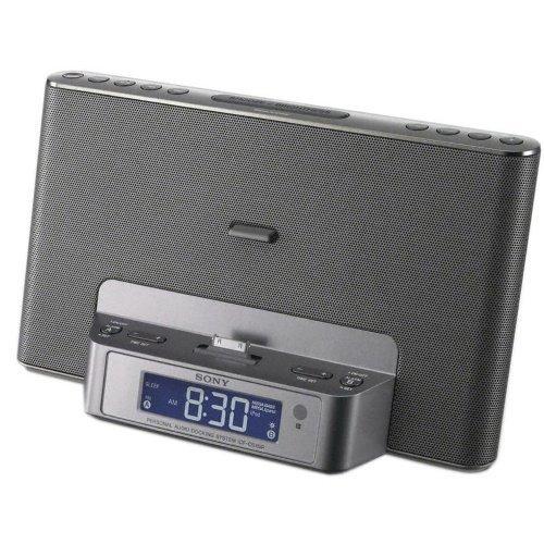 Sony ICF-DS15IP iPhone/iPod Docking