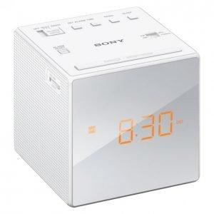Sony Kelloradio Valkoinen