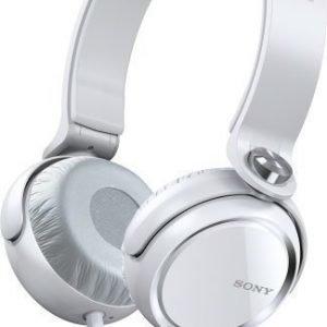 Sony MDR-XB400W Fullsize
