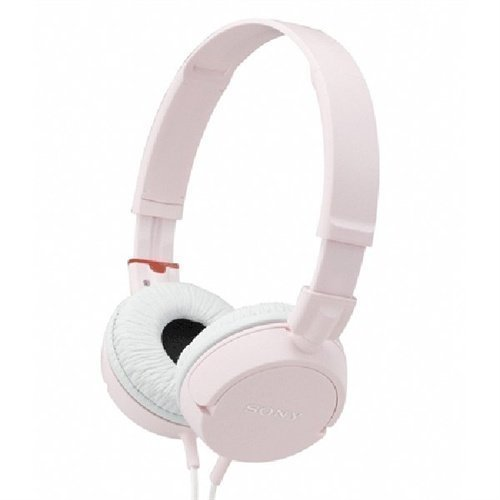 Sony MDR-ZX100P Pink Ear-pad