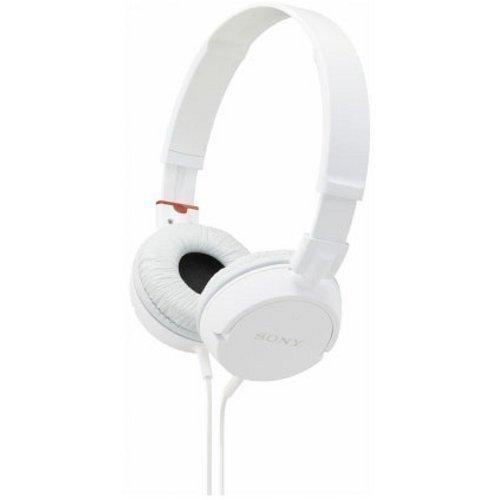 Sony MDR-ZX100W White Ear-pad