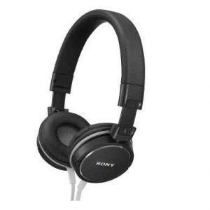 Sony MDR-ZX600B Black Ear-pad