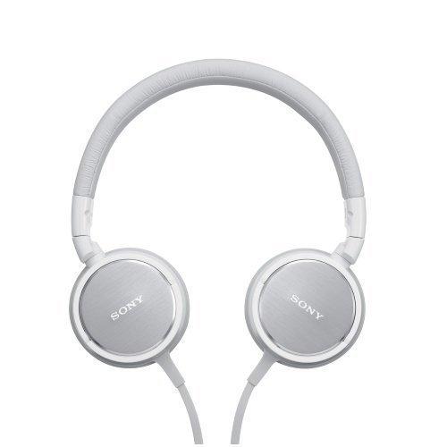 Sony MDR-ZX600B White Ear-pad