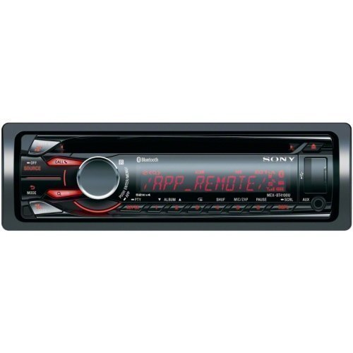 Sony MEX-BT4100U