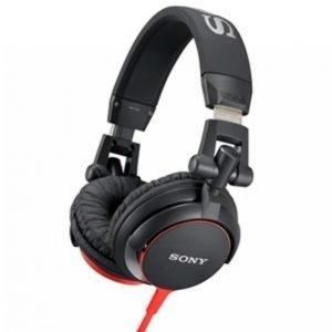 Sony Mdr-V55r Kuulokkeet Punainen