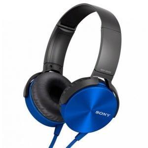 Sony Mdr-Xb450ap Kuulokkeet Sininen