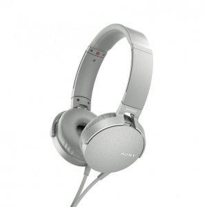 Sony Mdr-Xb550ap Extra Bass Sankakuulokkeet Mikrofonilla