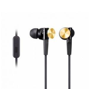 Sony Mdr-Xb70apgold Headset In-Ear