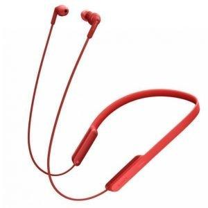 Sony Mdr-Xb70bt Bt Nappikuulokkeet Punainen