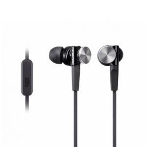 Sony Mdr-Zb50ap Headset In-Ear Silver