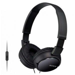Sony Mdr-Zx110ap Sankakuulokkeet Musta