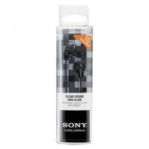 Sony Mdre9lp Nappikuulokkeet Musta
