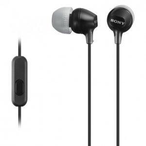 Sony Mdrex15apb.Ce7 Nappikuulokkeet + Mikrofoni