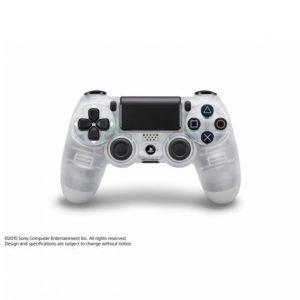 Sony Ps4 Dual Shock Käsiohjain Crystal