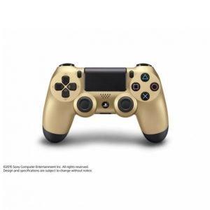 Sony Ps4 Dual Shock Käsiohjain Gold