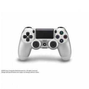 Sony Ps4 Dual Shock Käsiohjain Silver