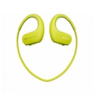 Sony Sport Walkman 4 Gt Yellow / Lime Nwws413g.Cew