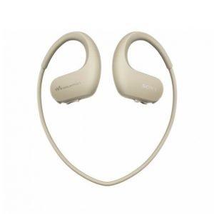 Sony Sport Walkman Kuulokkeet 4 Gt Creme / White