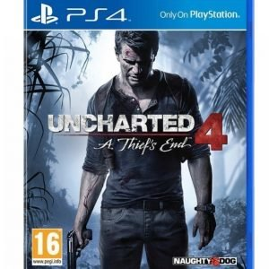 Sony Uncharted 4 Thieves End