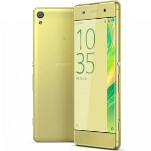 Sony Xperia Xa 16 Gt Lime Gold