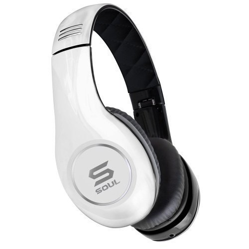 Soul By Ludacris SL150 White Ear-pad
