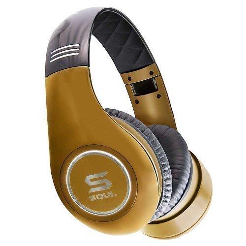 Soul By Ludacris SL300 Gold Fullsize