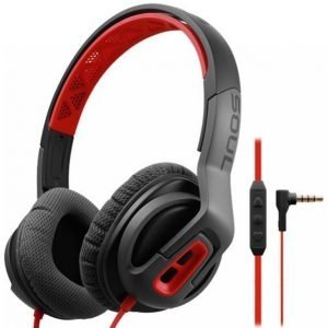 Soul Headset Transform Fire Red St20bra
