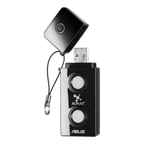 Soundcard-Extern Asus Soundcard Xonar U3 USB