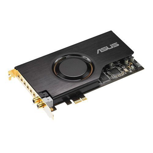 Soundcard-Intern Asus XONAR D2X PCI-E