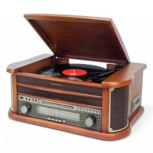 Soundmaster Retro Levysoitin Nr540