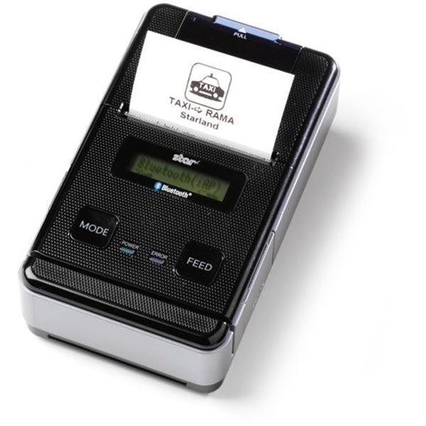 Star SM-S220i kuittitulostin Bluetooth kortinlukija LCD musta
