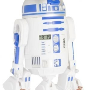 Star Wars R2-D2 Projection Clock