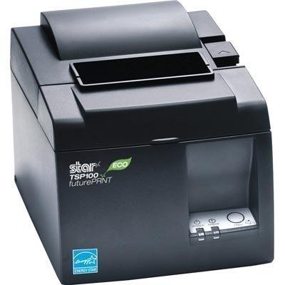 Star futurePRINT TSP143 II U Eco kuittitulostin leikkuri USB musta
