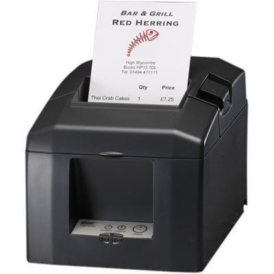 Star termokuittitulostin TSP654 RS232 käyttöliittymä leikkuri mu