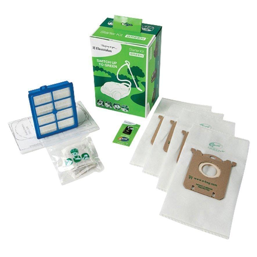 Starttipaketti Electrolux Green GSK1 (vakiomallinen laukku)