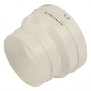 Supistaja 125-100 mm