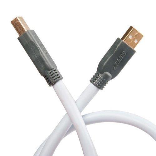 Supra 1m USB 2.0 A-B Blue