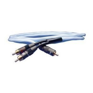 Supra 2m 2RCA RCA White Y-Link