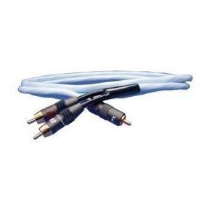 Supra 4m 2RCA RCA White Y-Link