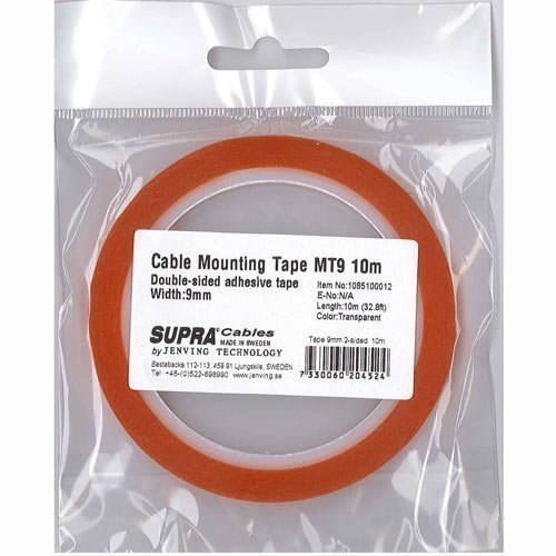 Supra Cable Mounting Tape MT9 10m Acc