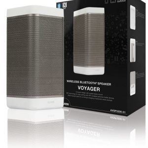 Sweex Voyager Langaton Bluetooth-kaiutin valkoinen