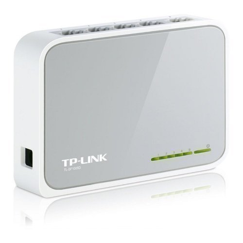 Switch TP-Link 5-port Unmanaged 10/100M Desktop Switch
