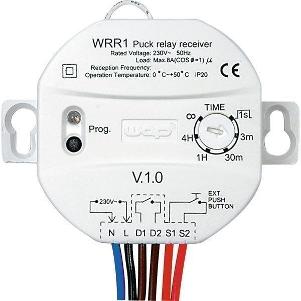 System Nexa Pro WRR-1 langaton vastaanotin 433 92MHz